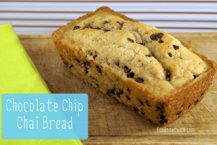 Chocolate Chip Chai Bread Recipe