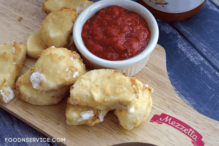 The Best Homemade Mozzarella Sticks With Mezzetta Sauce