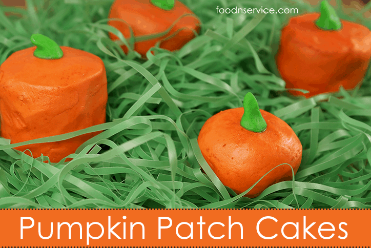 Pumpkin Cakes Recipe