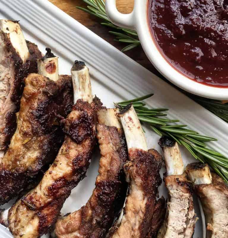 instant pot ribs with bbq sauce