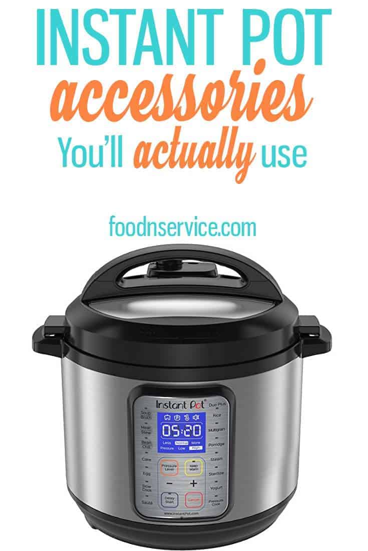 Instant Pot Accessories Everyone Needs