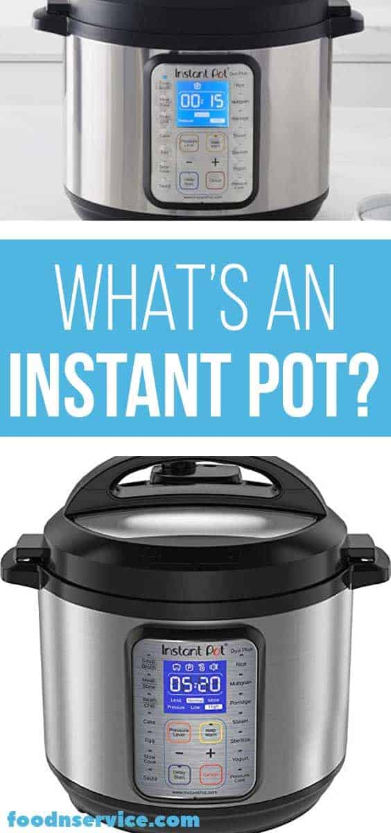 What\'s an Instant Pot?