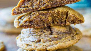 Softbatch Cookie Butter Brown Sugar Cookies