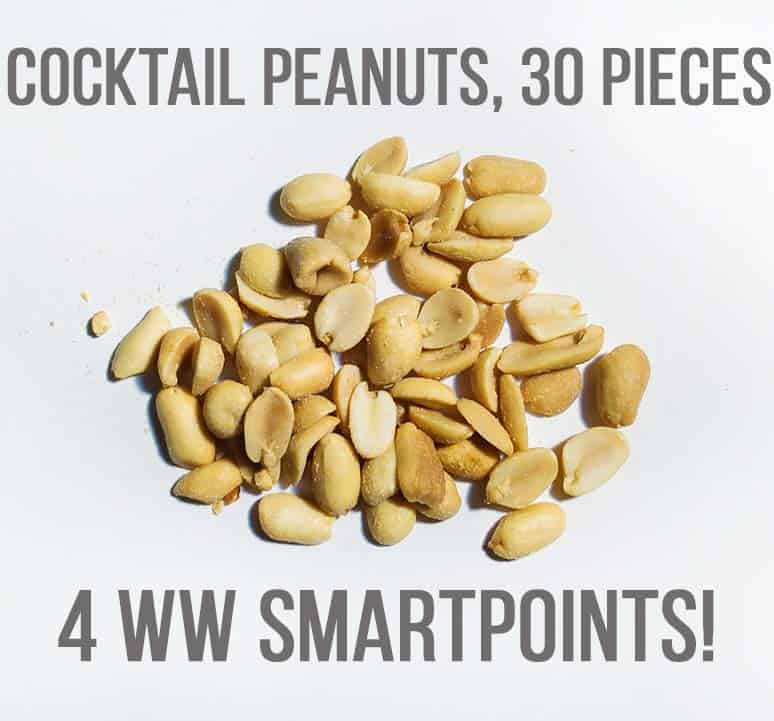 4 smartpoints weight watchers freestyle snacks