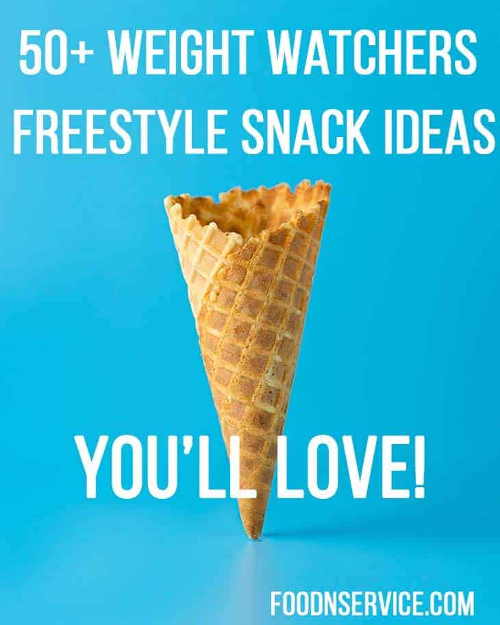 Weight Watchers Freestyle Snacks