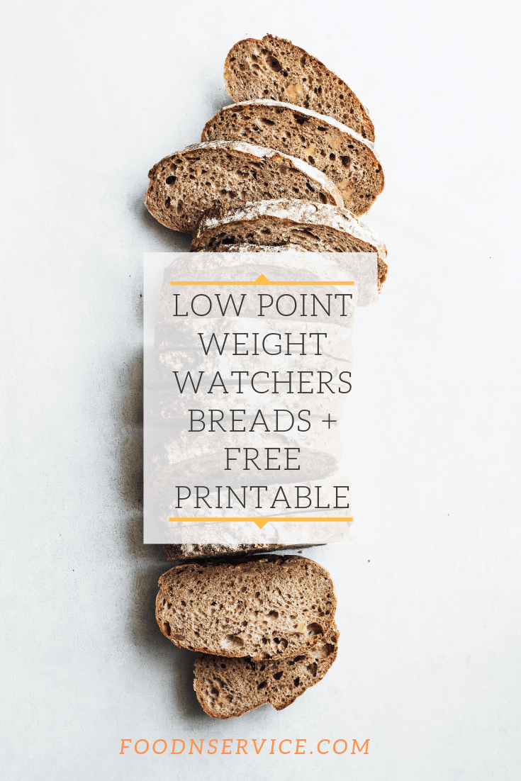 low point weight watchers bread to enjoy whenever you want to.