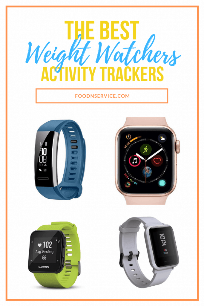 The best Weight Watchers activity trackers to help keep track of your weight loss goals