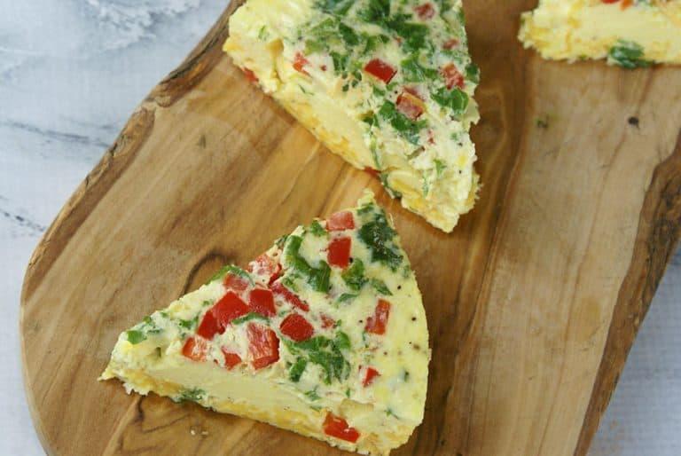 WW Instant Pot Frittata (Egg Bake) Recipe