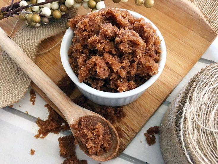 Apple Spice Sugar Scrub