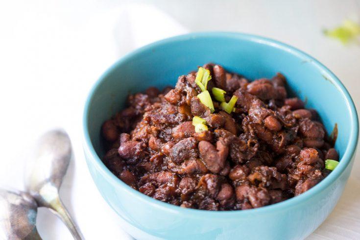Instant Pot Baked Beans (No Soak)