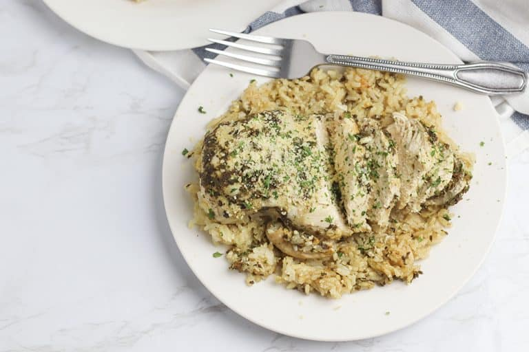 The Best Instant Pot Chicken and Rice