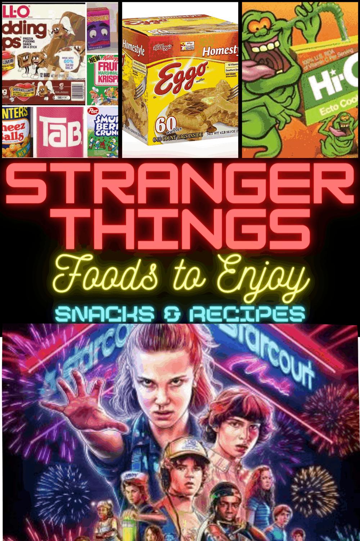 Stranger Things Food That Gave us Nostalgia