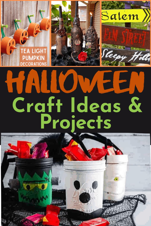 Halloween Craft Ideas That\'ll Make People Scream