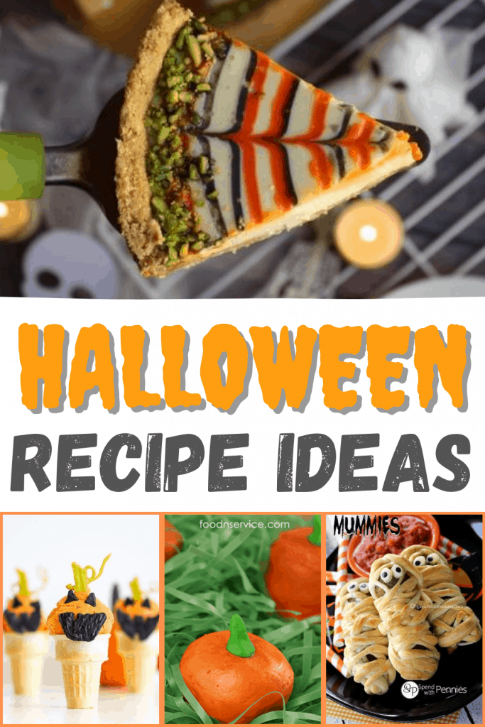 You'll love these easy Halloween Recipe ideas to make at your next party!