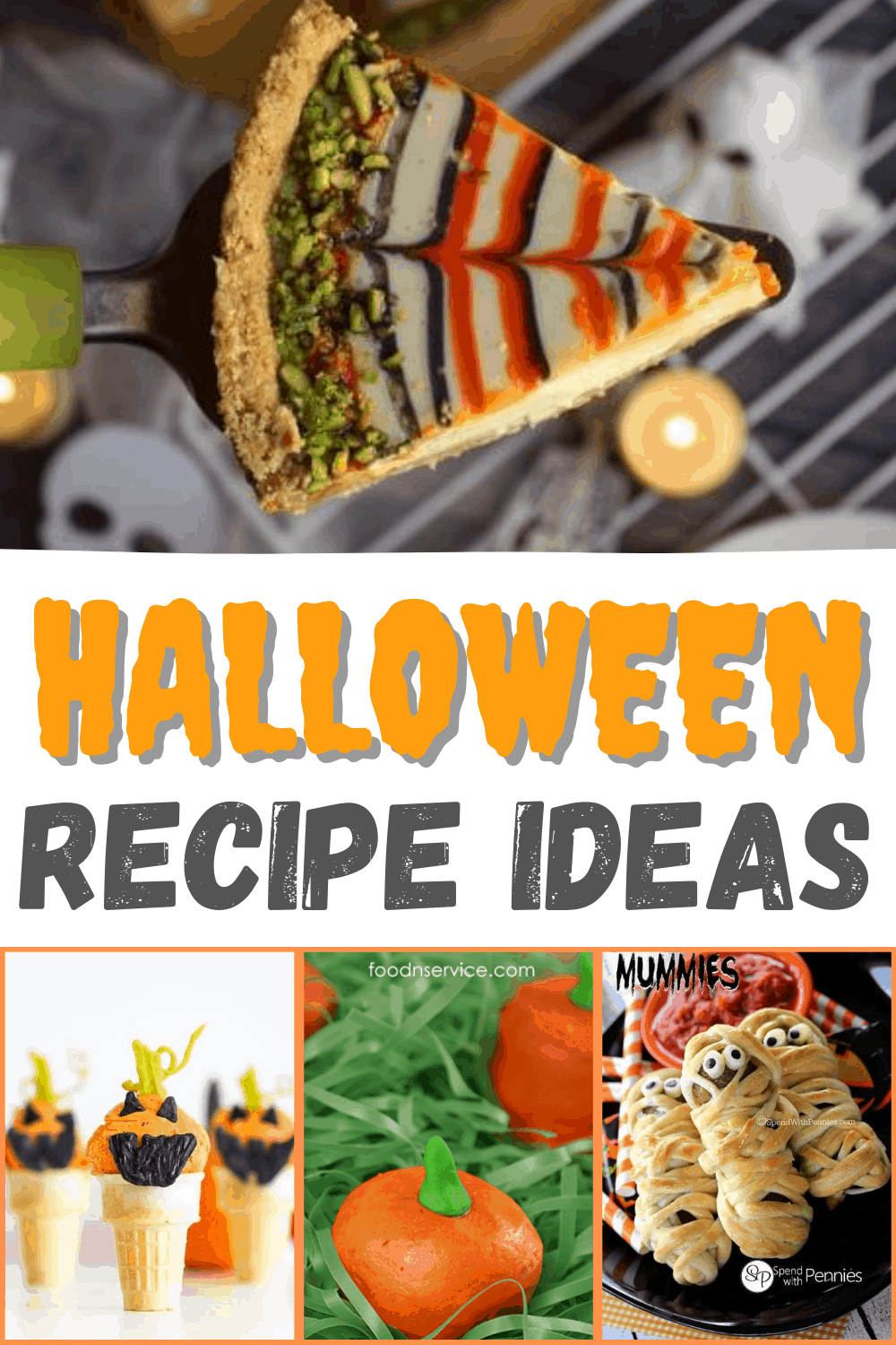 Halloween Recipe Ideas You\'ll Howl For
