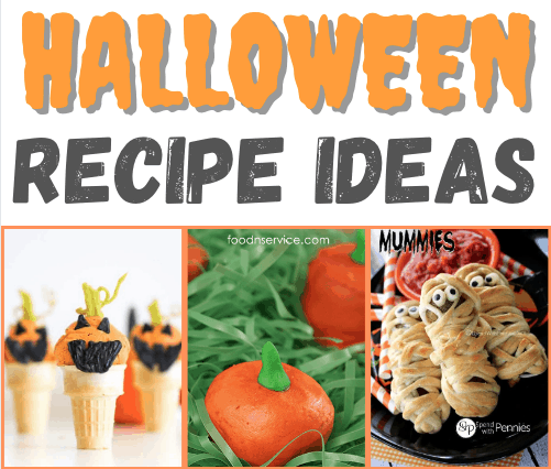 Fun Halloween recipe ideas to help you conquer your next party