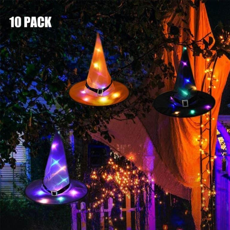 25 Creepy Outdoor Halloween Decorations