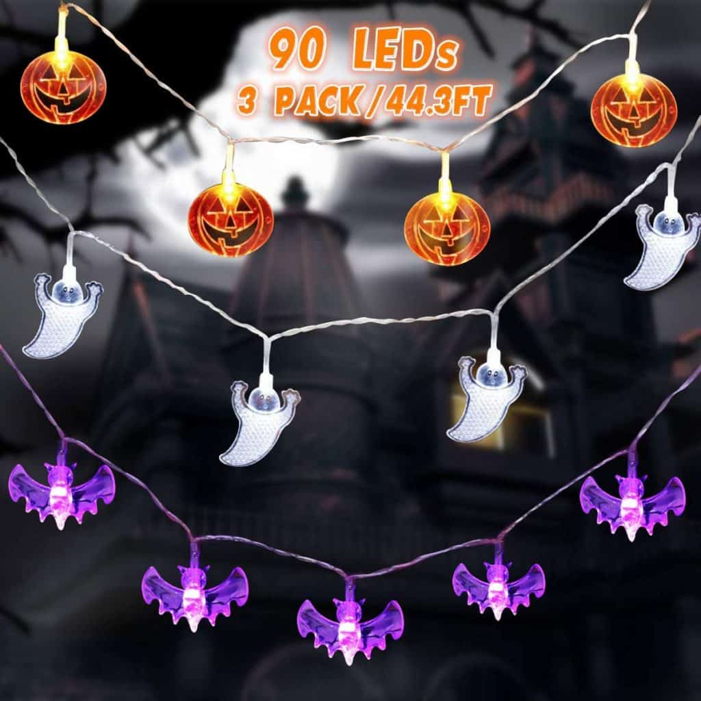 Halloween LED light sets