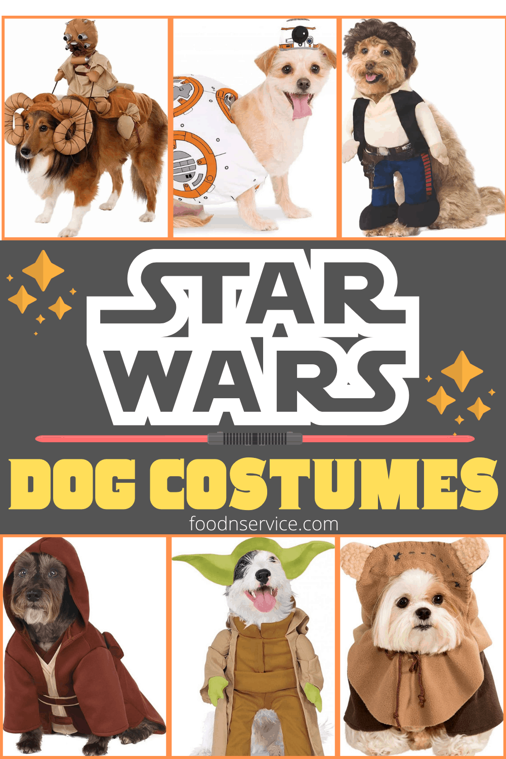 The Most Adorable Star Wars Dog Costumes