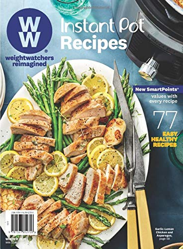 the instant pot ww magazine is a great weight watchers gift idea
