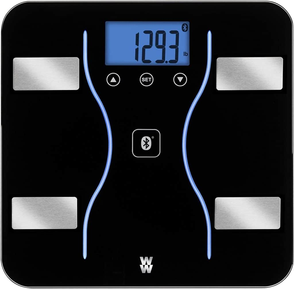 Weight Watchers gift ideas blue tooth scale