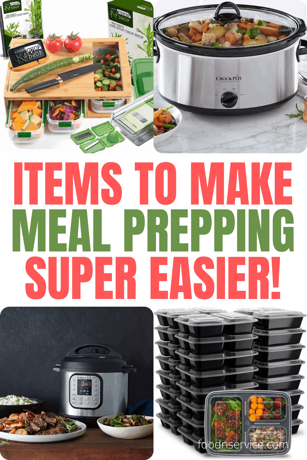 15 Products to Make Meal Prepping Easier