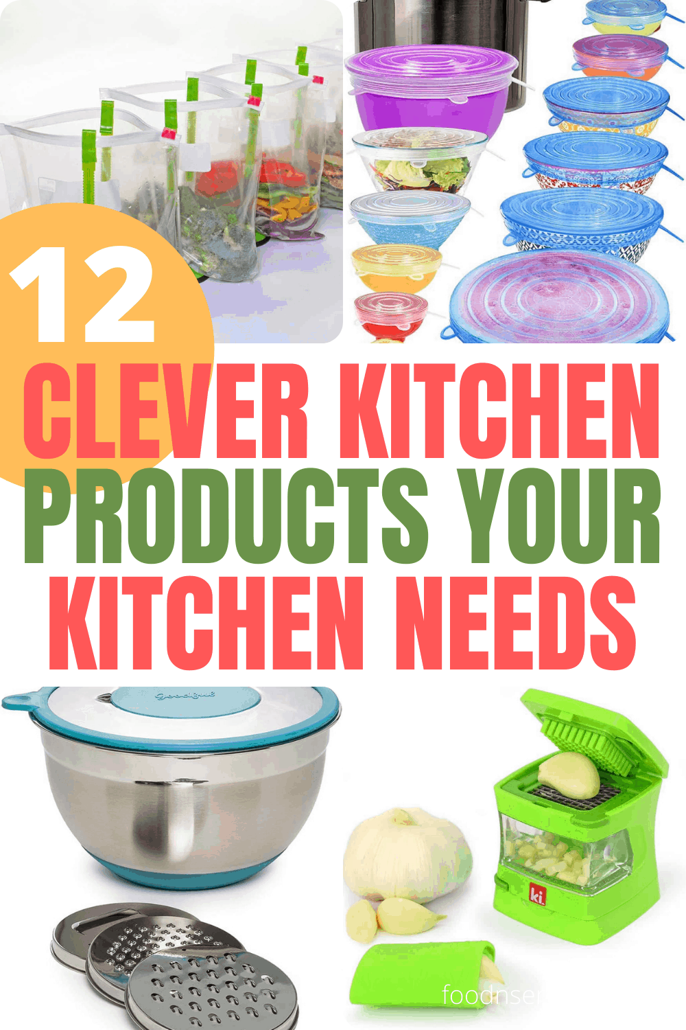 12 Clever Kitchen Products Your Kitchen Needs