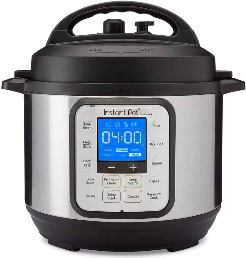 Everyone should have a Instant Pot small kitchen appliances tool