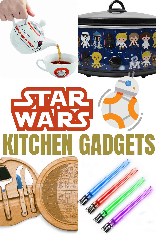 Cool Star Wars Kitchen Gadgets