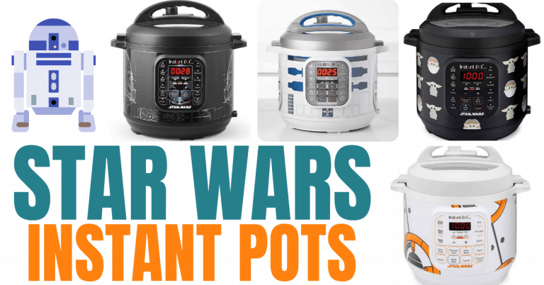 Star Wars Instant Pot (That Every Fan Needs)