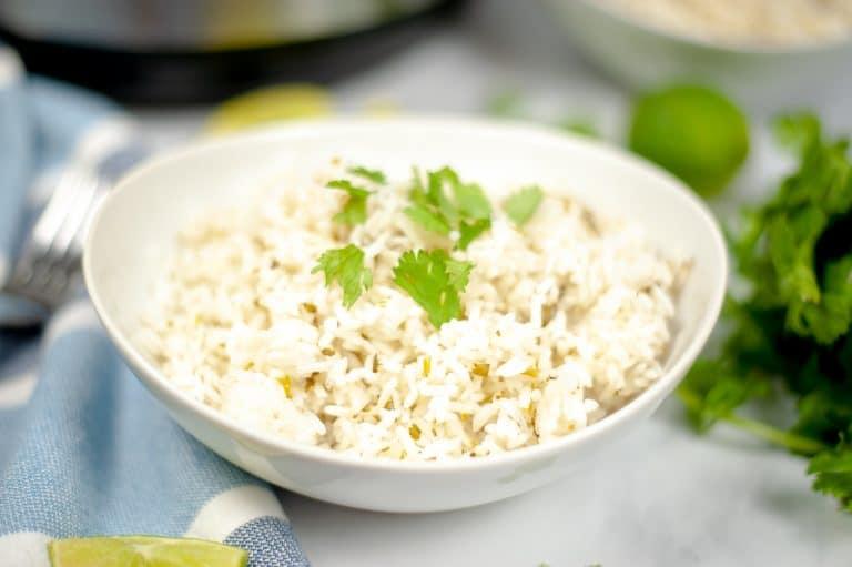 Instant Pot Chipotle Rice