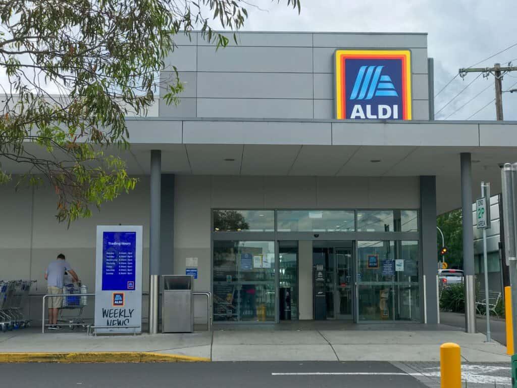 aldi weight watchers shopping list image